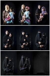 16. Mother, Daughter, Doll series_Boushra Almutawakel
