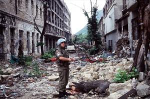 Consequences of Negative Peace Bosnia James Adams