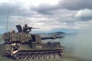 Consequences of Negative Peace Bosnia John Adams